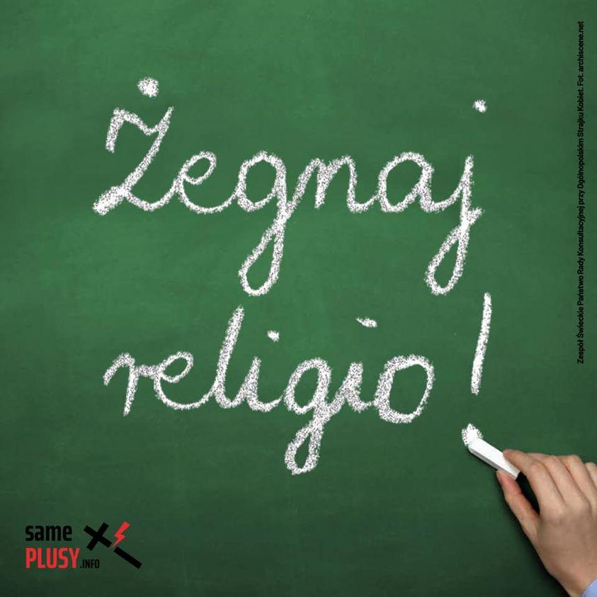 Żegnaj religio!